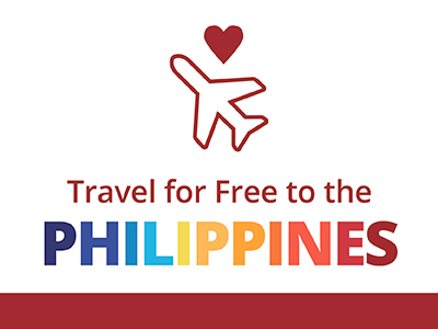Travel For Free To The Philippines